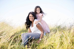 Mother and Daughter photo shoot glasgow